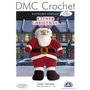 DMC Crochet Petra 3 - Raymond Briggs' Father Christmas